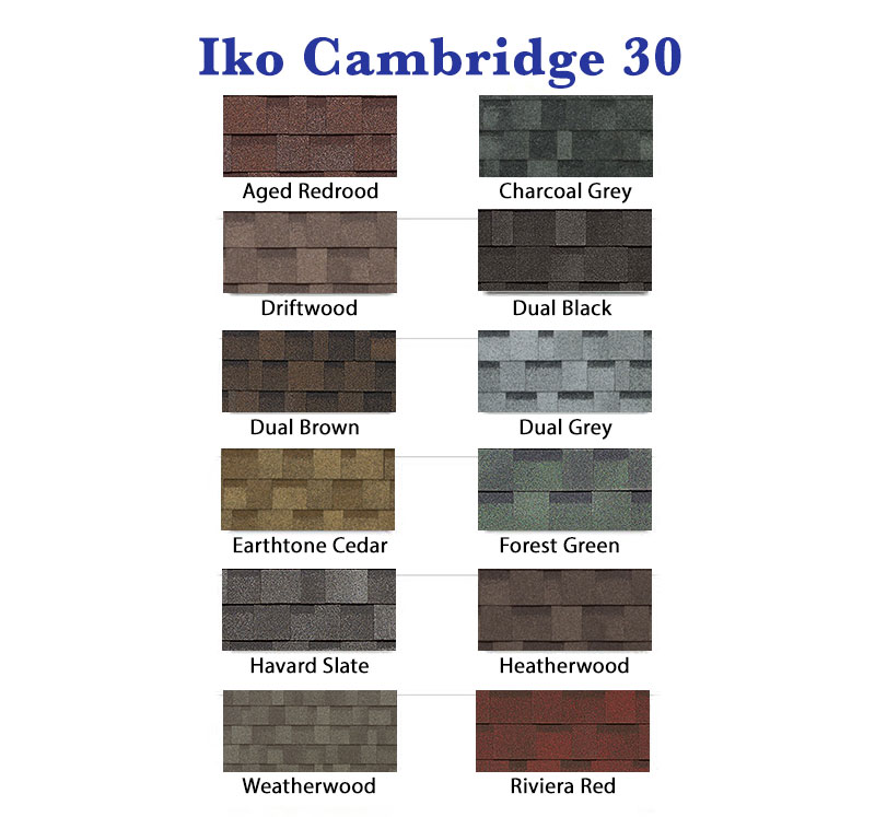 Iko Cambridge Sc 1 St Meerkat Roofing